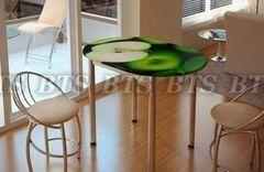 Обеденный стол Обеденный стол BTS с принтом