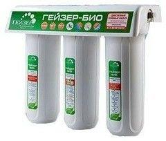 Фильтр для очистки воды Система очистки воды Гейзер Био 321