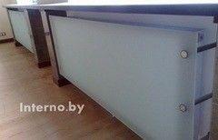 Экран для радиаторов Interno.by из стекла 7