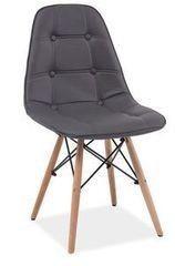 Кухонный стул Signal Axel серый
