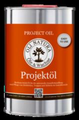 Защитный состав Защитный состав Oli-lacke Oli-Natura Projektoil (ледниково-серый 1 л)
