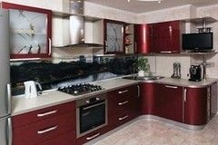 Кухня Кухня ЗОВ Модерн-9 Металлик