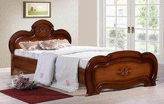 Кровать Кровать ФорестДекоГрупп Щара (120x200)