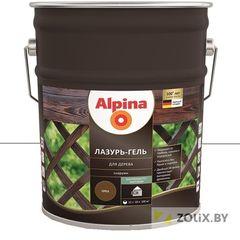 Защитный состав Защитный состав Alpina Лазурь-гель для дерева бесцветная (10 л)