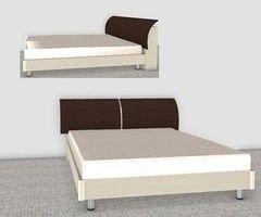 Кровать Кровать Лером Дольче Нотте КР-103