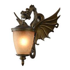 Уличное освещение FAVOURITE Dragon 1717-1W