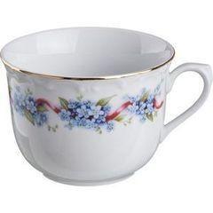 Cesky Porcelan Кружка Голубая Сирень 20038/гсирень