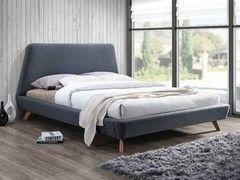Кровать Кровать Signal Gant 160х200 (серая)