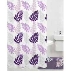 Iddis Штора для ванной комнаты Fern Dance Violet 421P20RI11