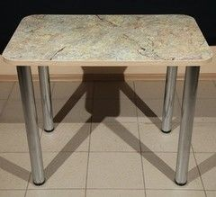 Обеденный стол Обеденный стол ИП Колеченок И.В. из постформинга 1100x700x28 (ножки Глобо)