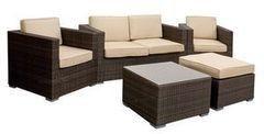 Комплект мебели из ротанга Sundays JS-S-8026