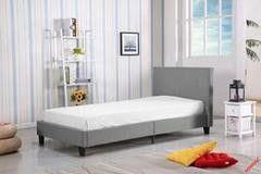 Кровать Кровать Halmar Logo серый