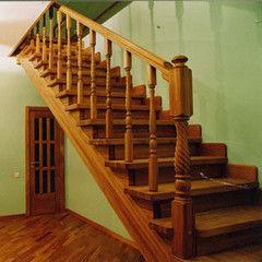 Деревянная лестница Деревянная лестница Кошель А.М. Вариант 2