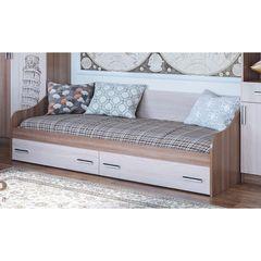 Детская кровать Детская кровать SV-Мебель Город с ящиками