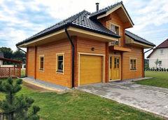 Каркасный дом Каркасный дом ИП Сопин А.В. Пример 289