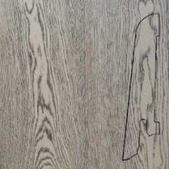 Плинтус Плинтус Upofloor Дуб Concrete Grey