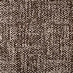 Ковровое покрытие Зартекс Тунис 111 темно-коричневое