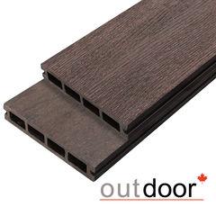 Декинг Декинг Outdoor 3D Storm Brown ДПК 150x25x4000 (коричневая)