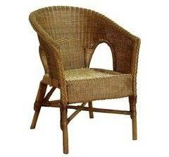 Кресло из ротанга Sedia Престиж