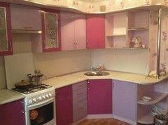Кухня Кухня БелБоВиТ Пример 94