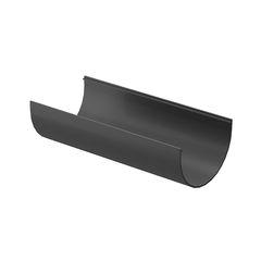 Водосточная система Docke Premium желоб водосточный (графит)