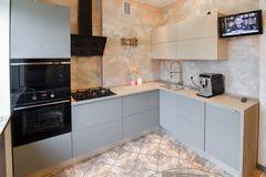 Кухня Кухня Geosideal Капри (Роуз+Джут)