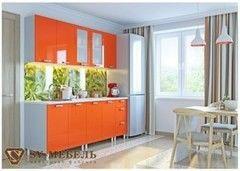 Кухня Кухня SV-Мебель Модерн Оранж