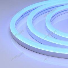 Декоративная светотехника Arlight Гибкий неон ARL-CF2835-Classic-220V Blue (26x15mm)