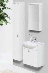 Мебель для ванной комнаты Raguvos baldai Шкаф-пенал Scandic SCU29