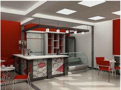 Мебель для баров, кафе и ресторанов Эра Модель 02 кф