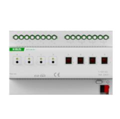 Умный дом GVS Модуль диммера 4- канальный ADUM-04/03.1