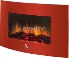 Камин Electrolux EFP/W-1200URLS красный