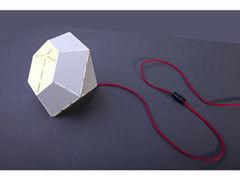 Настольный светильник Nowodvorski DIAMOND white-red 6341