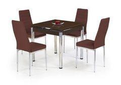 Обеденный стол Обеденный стол Halmar Kent (коричневый)