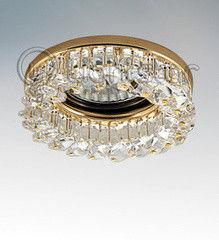 Встраиваемый светильник LightStar Rocco CR MR16 030402