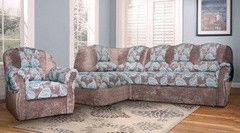 Набор мягкой мебели Набор мягкой мебели Лама-мебель Дельфин-1