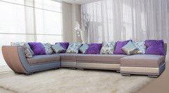Диван Французские раскладушки Лама-мебель Фламинго