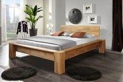 Кровать Кровать Стэнлес Стокгольм 140х200 (отбеленный дуб)