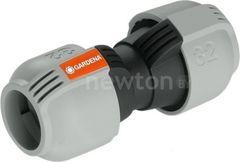 Система автоматического полива Gardena Коннектор Gardena Соединитель 25 мм 2776-20