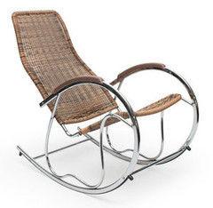 Кресло из ротанга Halmar Ben