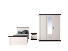 Спальня Интерлиния Тауэр набор мебели 2