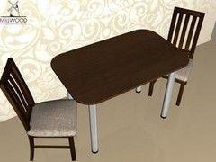 Обеденный стол Обеденный стол MillWood Ассоль СДО-02