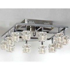 Настенно-потолочный светильник Lussole PALINURO LSA-7907-12
