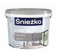 Краска Краска Sniezka Grunt для внутренних работ