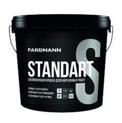 Краска Краска Farbmann Standart S, 4.5 л
