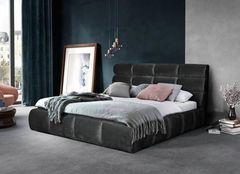Кровать Кровать ZMF Елена (сп. место180х200см., графит)