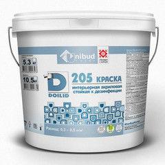 Краска Краска Doilid ВД–АК–205 (10л)