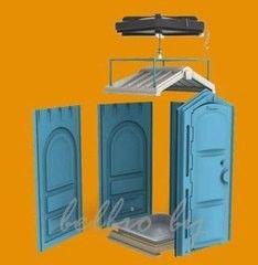 Летний душ для дачи Летний душ для дачи БелБиоХаус Душ-кабина дачный с баком 150 литров и подогревом