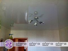 Натяжной потолок Sfera Comforta Глянцевый Пример 5