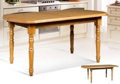 Обеденный стол Обеденный стол Мебель-Класс Аполлон ОРО-01 (слоновая кость)